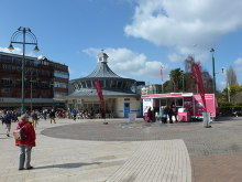 The Square, Bournemouth, Hampshire © Chris Downer