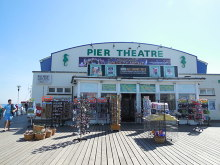 Bournemouth, Pier Theatre, Hampshire © Paul Gillett